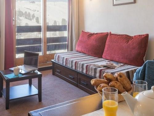 Résidence Le Quartz - Appartement 2 pièces 4 personnes Standard