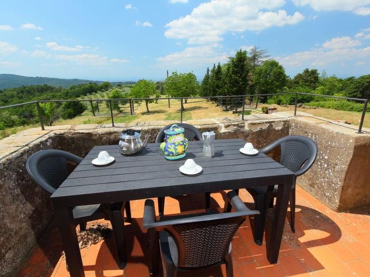 Appartement pour 4 à Monte San Savino