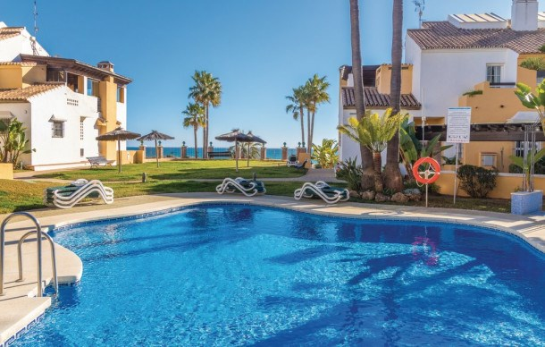Location vacances Marbella -  Appartement - 6 personnes - Jardin - Photo N° 1