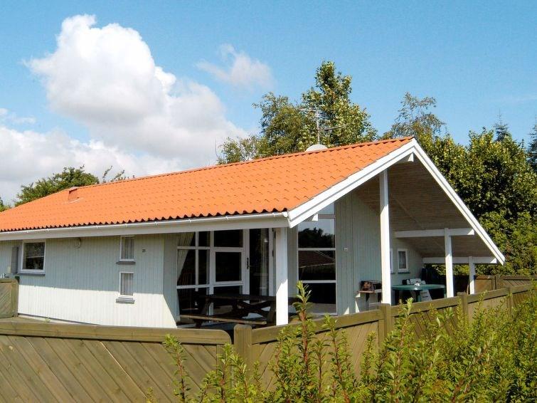 Maison pour 6 à Bjert