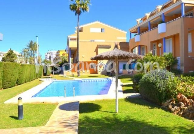 Holiday rentals Jávea/Xàbia - Apartment - 4 persons - Garden furniture - Photo N° 1