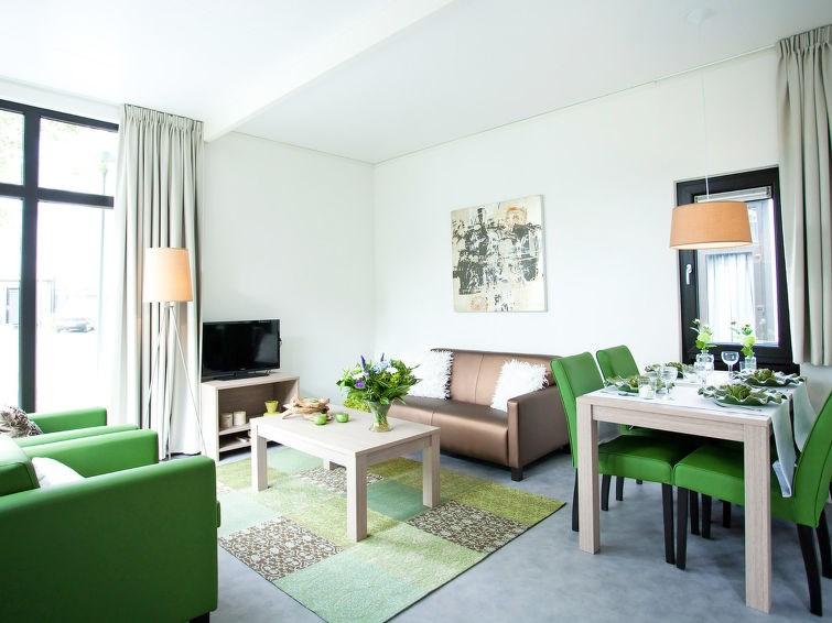 Maison pour 4 à Nieuwvliet