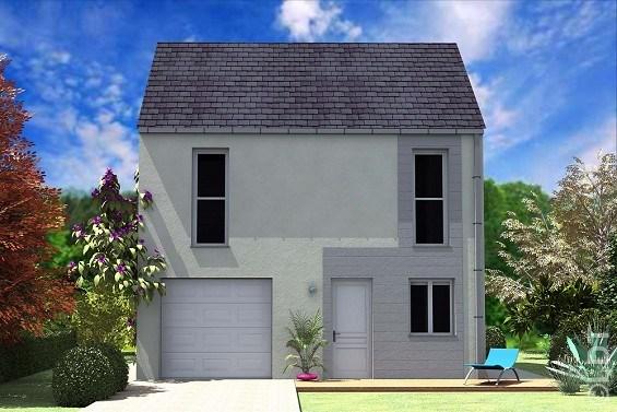 Maison  4 pièces + Terrain 611 m² Ognes par L.D.T MEAUX