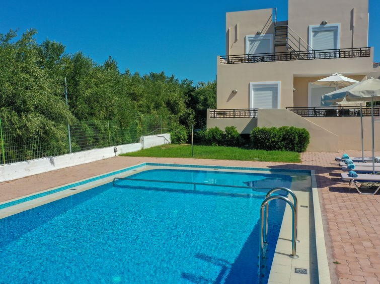 Location vacances Platanias Municipality -  Maison - 7 personnes -  - Photo N° 1