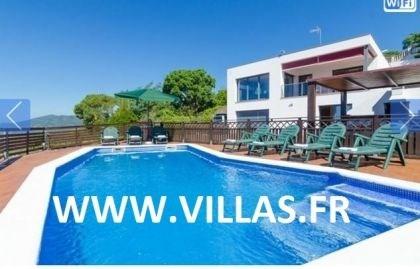 Villa CV Pano - Cette villa indépendante et lumineuse est située dans un secteur calme à 5 km de la plage.
