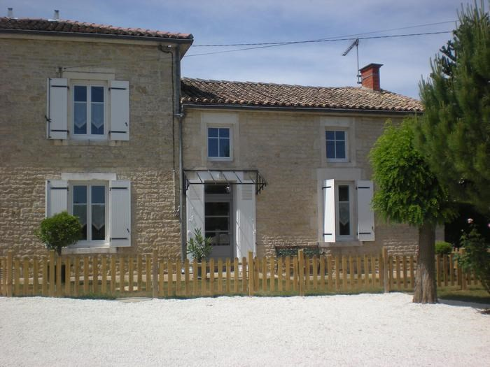 Holiday rentals Melleran - House - 6 persons - BBQ - Photo N° 1