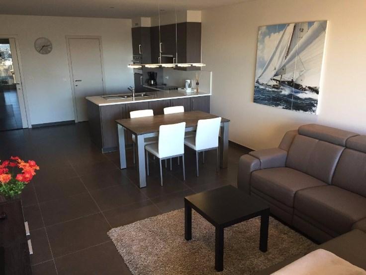 Appartement moderne (2 ch.) dans l'Avenue de la mer