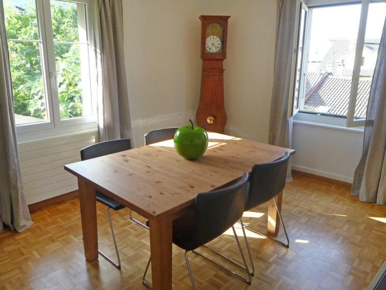 Appartement pour 4 personnes à Aigle