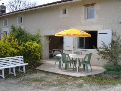 Location vacances Guitinières -  Gite - 6 personnes - Barbecue - Photo N° 1