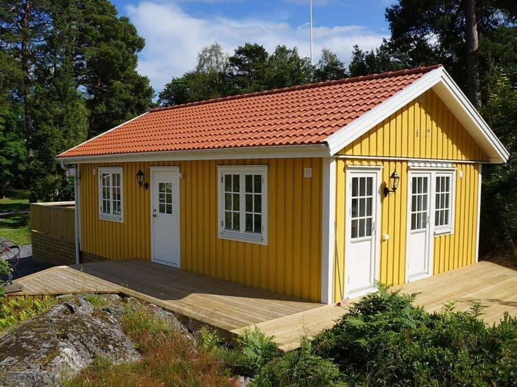 Maison pour 3 personnes à Vikbolandet