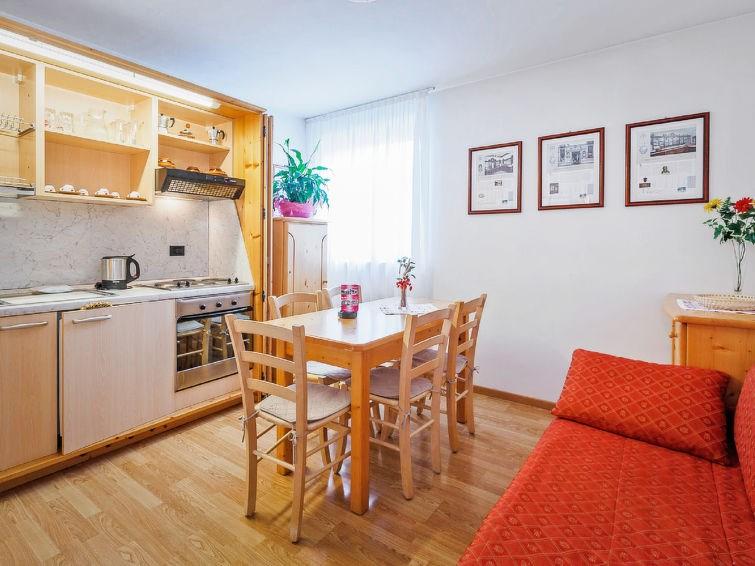 Appartement pour 2 personnes à Pinzolo