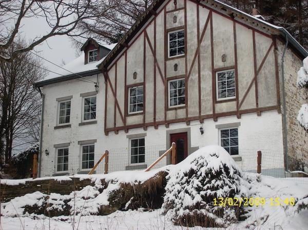 Belle maison typique 4 façades - endroit calme