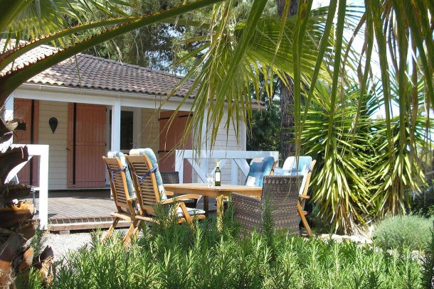 Location vacances Gassin -  Maison - 6 personnes - Barbecue - Photo N° 1