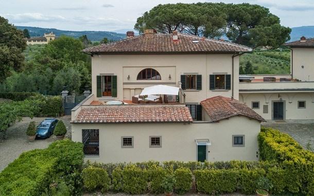 Villa Il Giglio - Wonderful villa with outdoor hot tub in Florence