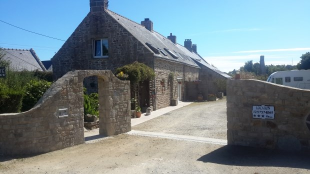 Holiday rentals Locmariaquer - Cottage - 4 persons - BBQ - Photo N° 1