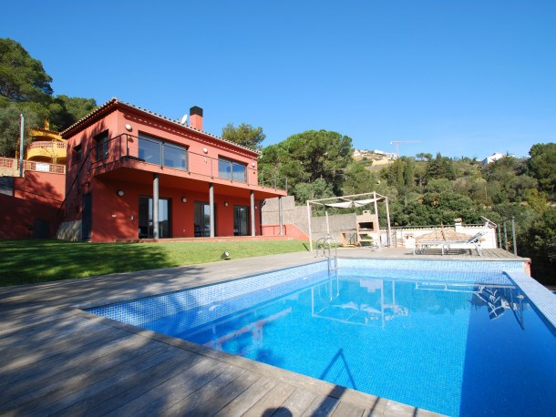Location vacances Begur -  Maison - 6 personnes - Barbecue - Photo N° 1