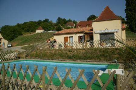 maison de 90m² avec piscine privé
