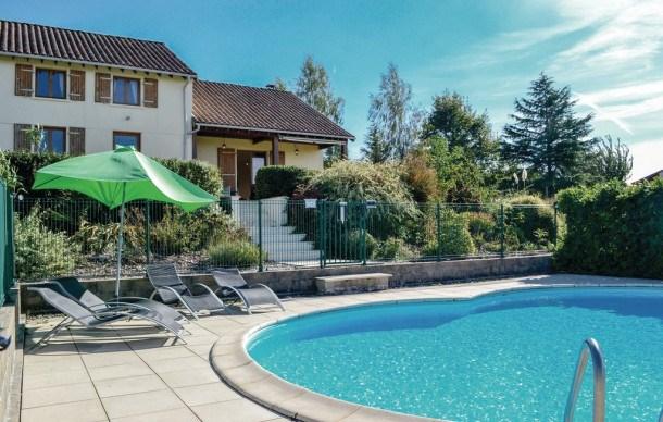 Location vacances Saint-Saud-Lacoussière -  Maison - 6 personnes - Jardin - Photo N° 1