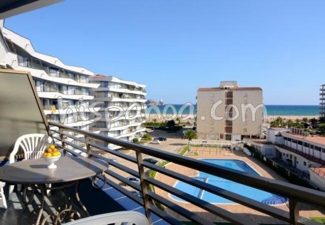 Location vacances Torroella de Montgrí -  Appartement - 5 personnes - Câble / satellite - Photo N° 1