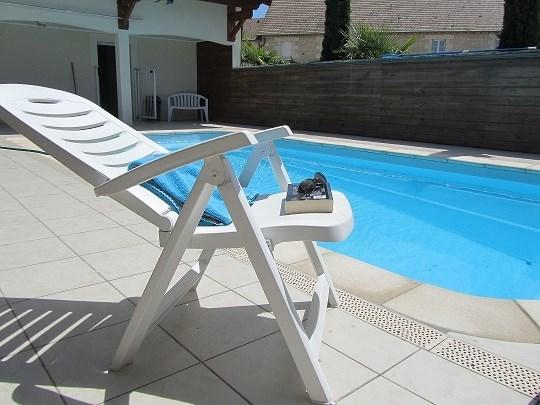 A 20 mn du  Futuroscope !  avec piscine privée chauffée - Promo juillet - Thuré