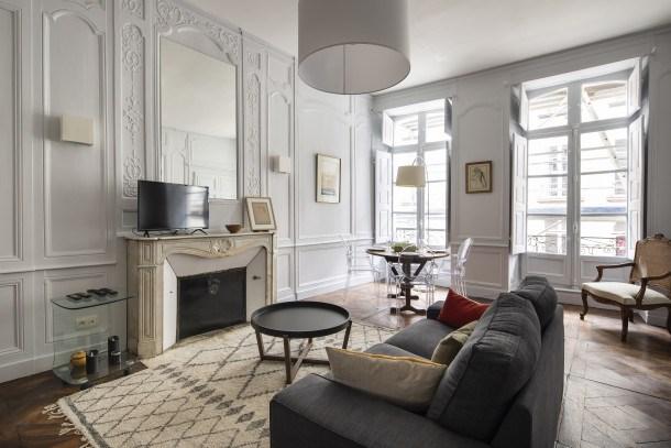 Location vacances Rennes -  Appartement - 4 personnes - Lecteur DVD - Photo N° 1
