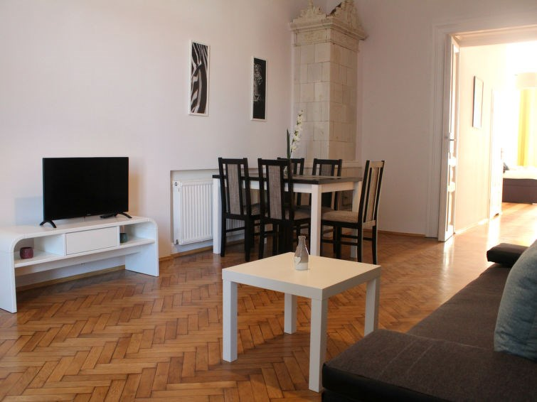 Location vacances Cracovie -  Appartement - 6 personnes -  - Photo N° 1