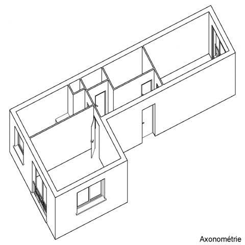 location appartement 50m asni res sur seine hauts de seine de particuliers et. Black Bedroom Furniture Sets. Home Design Ideas