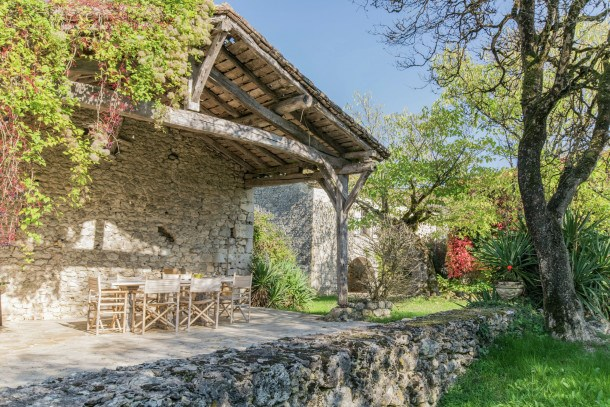 Location vacances Montaigu-de-Quercy -  Maison - 6 personnes - Barbecue - Photo N° 1