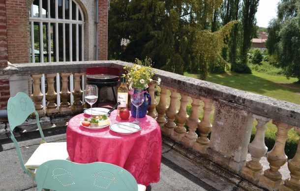 Location vacances Marconne -  Appartement - 2 personnes - Barbecue - Photo N° 1
