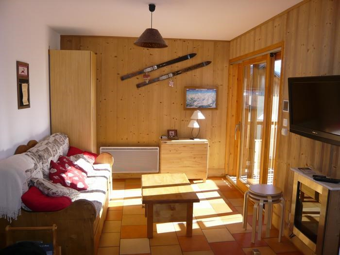 Holiday rentals Saint-Sorlin-d'Arves - Apartment - 4 persons - Television - Photo N° 1