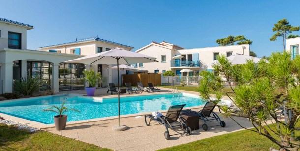 Location vacances Saint-Palais-sur-Mer -  Appartement - 6 personnes - Télévision - Photo N° 1