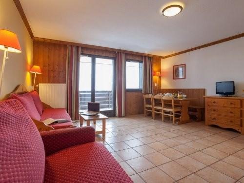 Résidence La Rivière - Appartement 2 pièces 4 personnes Standard