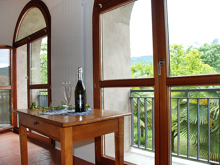 Maison pour 4 personnes à Monteggio