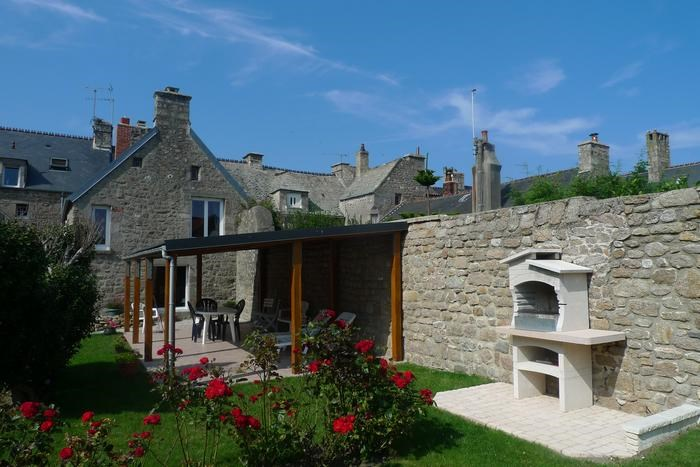 Holiday rentals Barfleur - House - 3 persons - BBQ - Photo N° 1