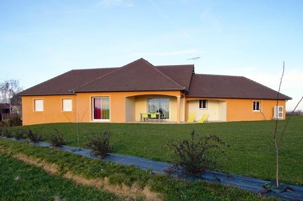 Maison neuve spacieuse pour 6 personnes - Drulhe