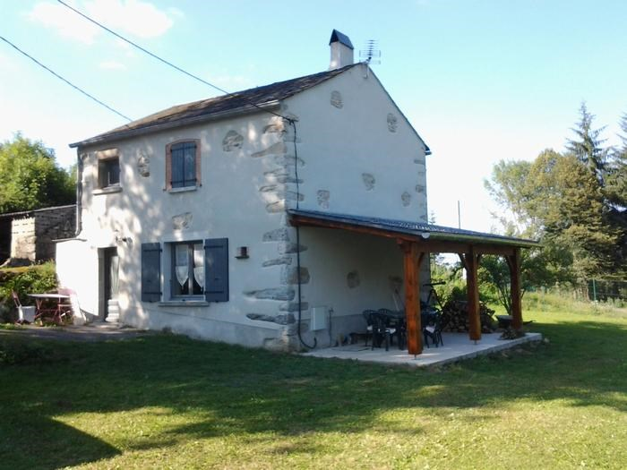 Location vacances Brassac -  Maison - 5 personnes - Barbecue - Photo N° 1