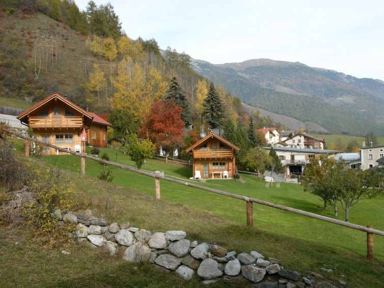 Location vacances Val Müstair -  Appartement - 5 personnes -  - Photo N° 1