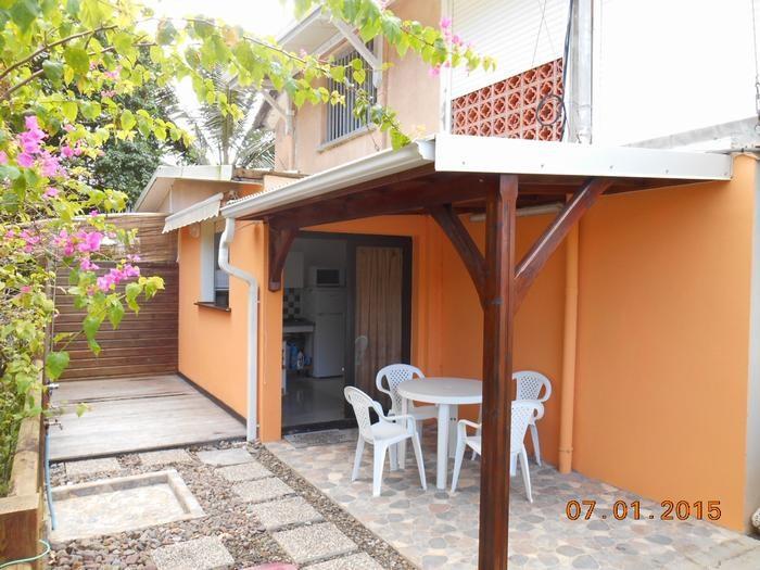 Location vacances Les Trois-Îlets -  Appartement - 4 personnes - Chaise longue - Photo N° 1