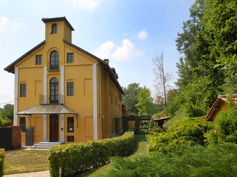 Studio pour 5 personnes à Asti