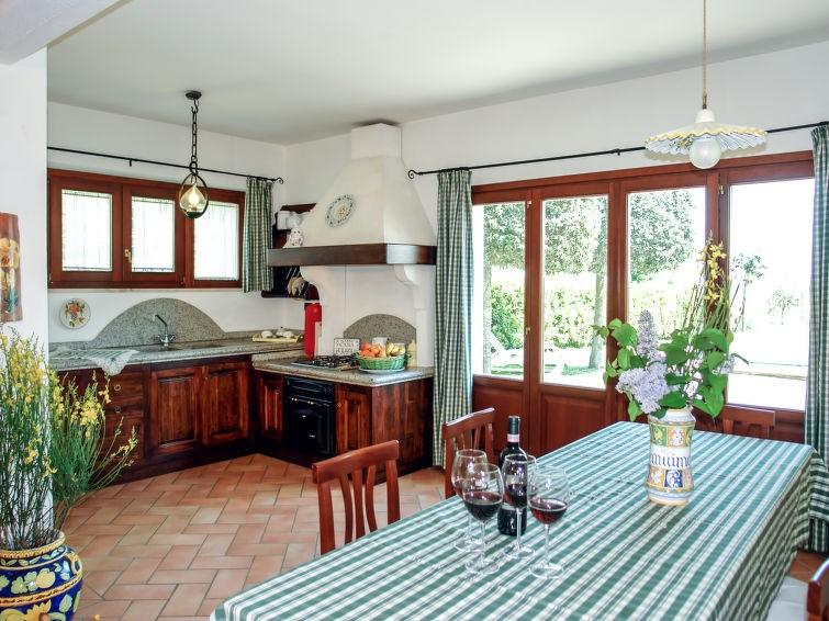 Location vacances Montaione -  Appartement - 8 personnes -  - Photo N° 1