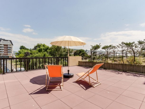 Location vacances Cabourg -  Appartement - 4 personnes - Télévision - Photo N° 1