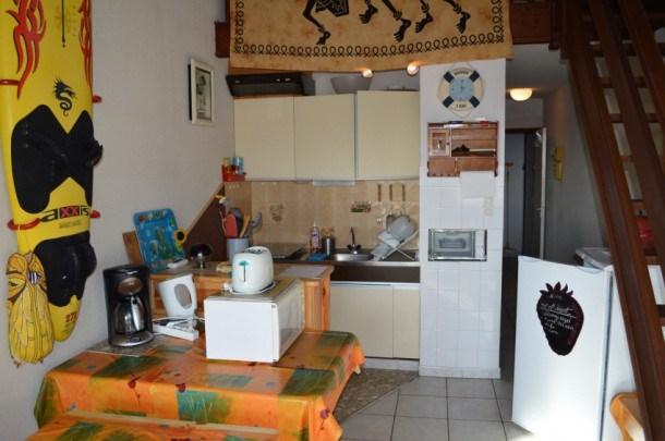 Location vacances Leucate -  Appartement - 7 personnes - Télévision - Photo N° 1