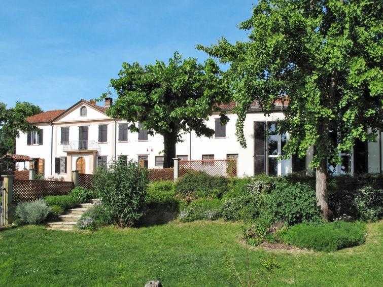 Appartement pour 3 personnes à San Salvatore Monferrato