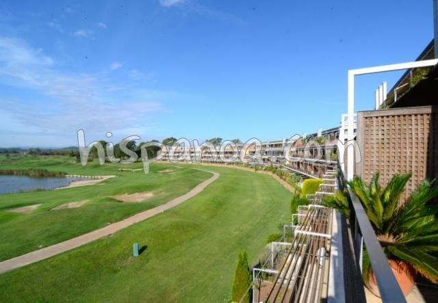 Appartement avec clim et piscine à louer sur la Costa Brava |resid golf 22 1-1