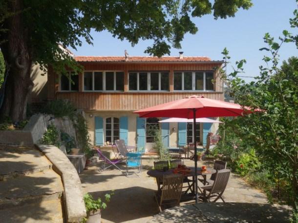 Location vacances Apt -  Maison - 6 personnes - Barbecue - Photo N° 1