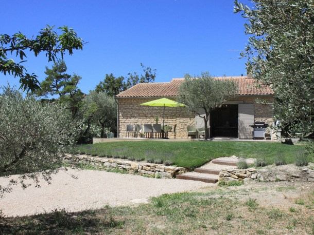 Location vacances Gordes -  Maison - 6 personnes - Barbecue - Photo N° 1
