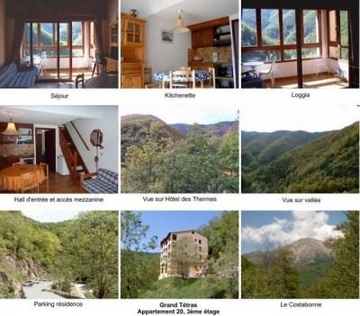 Location vacances Prats-de-Mollo-la-Preste -  Appartement - 4 personnes - Télévision - Photo N° 1
