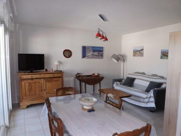 Location vacances Léon -  Appartement - 4 personnes - Salon de jardin - Photo N° 1
