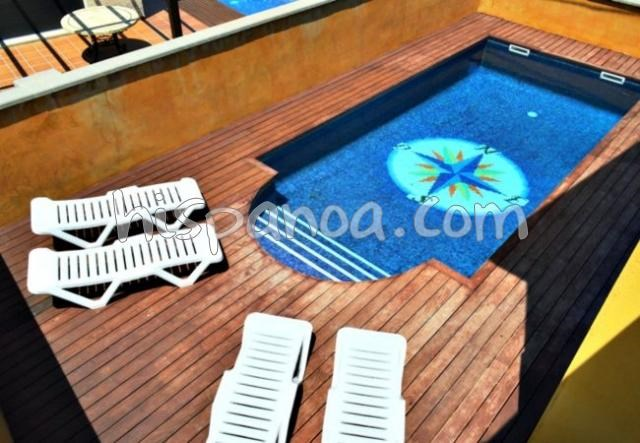 Location vacances Sant Pere Pescador -  Maison - 8 personnes - Barbecue - Photo N° 1