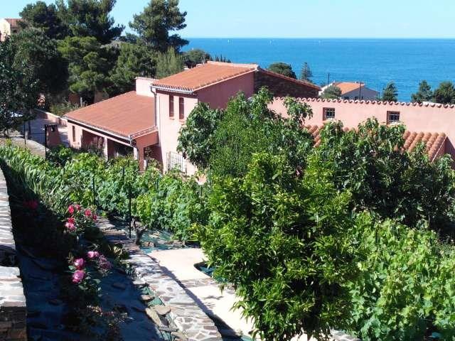 Bel appartement vue mer à Collioure